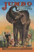Vintage Elephant - Jumbo - The Children's Giant Pet