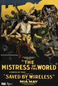Unknown 20th Century American Illustrator - Movie Poster: The Mistress of the World