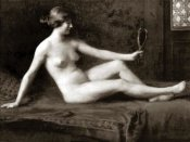 Vintage Nudes - Admiring Herself