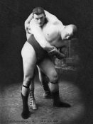 Vintage Wrestler - Hip Throw: Russian Wrestlers