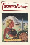 Retrosci-fi - Science-Fantasy: World of the Future