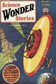 Frank R. Paul - Retrosci-fi: Science Wonder Stories: Invasion of the Landmark Snatchers