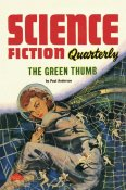 Retrosci-fi - Science Fiction Quarterly: Little People of the Space Web