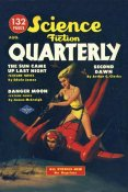 Retrosci-fi - Science Fiction Quarterly: Attack from Atop Rocket Man