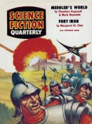 Retrosci-fi - Science Fiction Quarterly: Spaceship Attack on Medieval Fortress