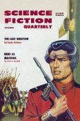 Retrosci-fi - Science Fiction Quarterly: Astronaut Sizes up the Aliens