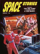 Retrosci-fi - Space Stories: Space Monster Attack