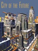 Frank R. Paul - Retrosci-fi: City of the Future