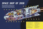 Retrosci-fi - Space Ship of 2038