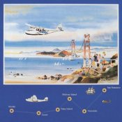 Unknown - 50th Anniversary of the China Clipper