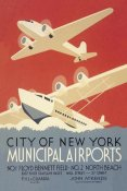 Harry Herzog - City of New York Municipal Airports (WPA)