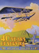 C.E. White - Hawaiian Airlines - 40 Years of Service