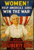 Unknown - Women! Help America's Sons Win the War