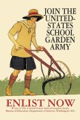 Edward Penfield - Join the United States School Garden Army
