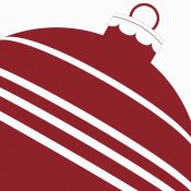 BG.Studio - Christmas - Ornament Red