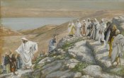 James Tissot - Ordaining of the Twelve Apostles, The Life of Our Lord Jesus Christ, 1886-1894