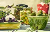 Karen Honaker - I Live For Olives