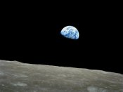 NASA - Earthrise, Apollo 8, December 24, 1968