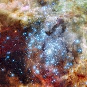 NASA - Merging Clusters in 30 Doradus