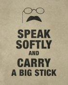 BG.Studio - Teddy Roosevelt: Speak Softly