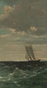 Winslow Homer - Breezing Up (right)