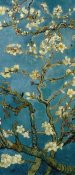 Vincent van Gogh - Blossoming Almond Tree (center)