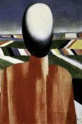 Kazimir Malevich - Two Farmers (right)
