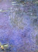 Claude Monet - Water Lilies: Morning, c. 1914-26 (center)