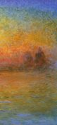 Claude Monet - Twilight Venice (right)