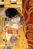 Klimt Patterns - The Kiss Gold (center)