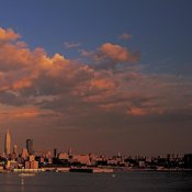 Richard Berenholtz - Midtown Manhattan Skyline, NYC (right)