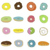 Jan Weiss - 16 Donuts