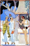 Georges Barbier - Ancient Greece