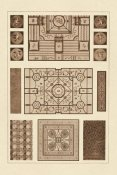J. Buhlmann - Painted Ceilings and Pavements from Pompeii