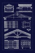J. Buhlmann - Internal Decoration of Roof (Blueprint)