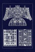 J. Buhlmann - Decorative Painting in the Roman Vaults (Blueprint)