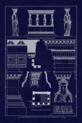 J. Buhlmann - Porch of the Caryatids (Blueprint)