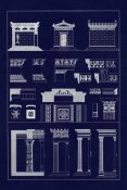 J. Buhlmann - Hellenic Chapel and Decorative Forms (Blueprint)