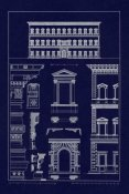 J. Buhlmann - Palazzo Vendramin - Calergi at Venice (Blueprint)