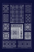 J. Buhlmann - Ceilings with Bays and Mouldings (Blueprint)