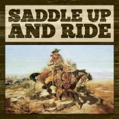 BG.Studio - Western - Saddle Up