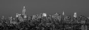 Richard Berenholtz - Manhattan Skyline II