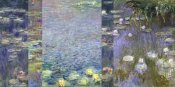 Monet Deco - Waterlilies III