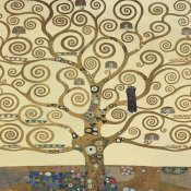 Gustav Klimt - The Tree of Life II