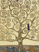 Gustav Klimt - The Tree of Life IV