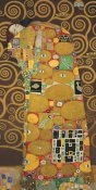 Gustav Klimt - Tree of Life (Brown Variation) III
