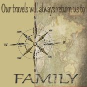 Karen J. Williams - Travels Lead Back to Family