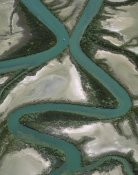 Jean-Paul Ferrero - Meandering rivers, Gulf of Carpentaria, Northern Territory, Australia