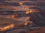 Tim Fitzharris - View from Grandview Point over Monument Basin, Island in the Sky, Canyonlands National Park, Utah