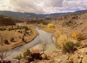 Tim Fitzharris - Rio Chama in autumn, New Mexico